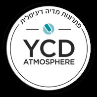 ycd atmosphere, לוגו, digital signage platform